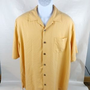 Tommy Bahama Shirts - Tommy Bahama Silk Short Sleeve Shirt
